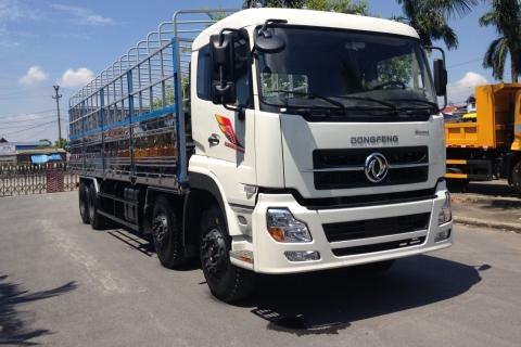 Xe Tải DONGFENG 4 Chân tải 30 tấn