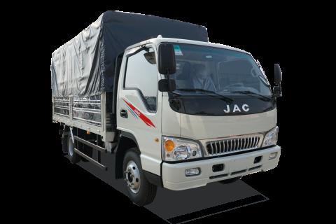 JAC 4.9 TẤN – L500 – ĐỘNG CƠ EURO 4 – 2019