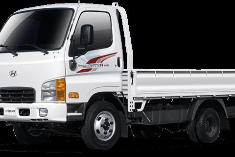 Hyundai Mighty N250SL xe tải thành phố - Phiên bản mới