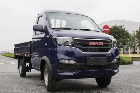 XE TẢI SRM -930 - THÙNG KHUNG MUI 930KG