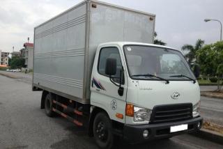 Xe tải cũ đã qua sử dụng