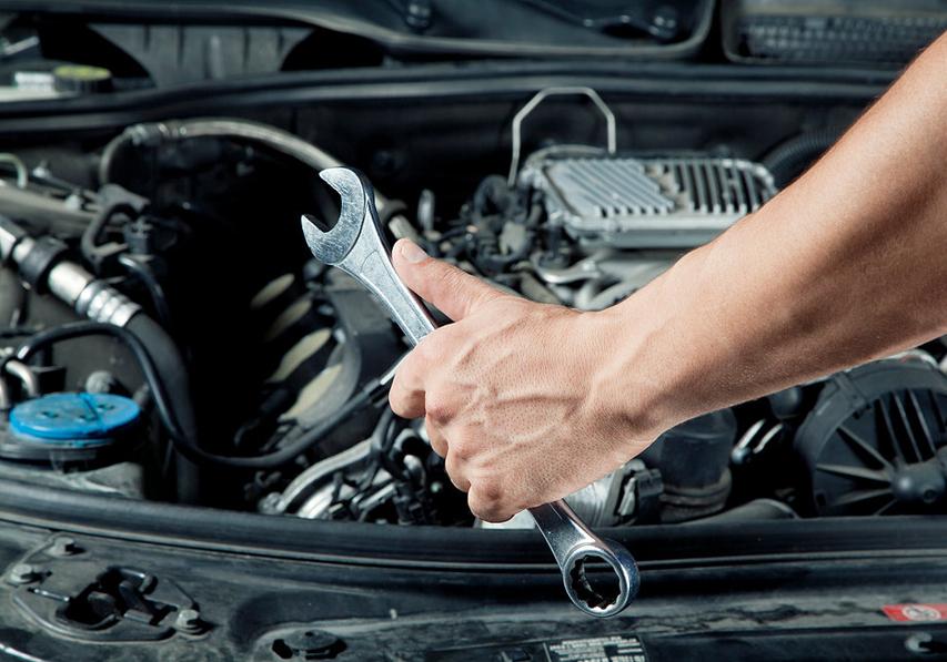 Bảo dưỡng, sửa chữa ô tô tải VEAM